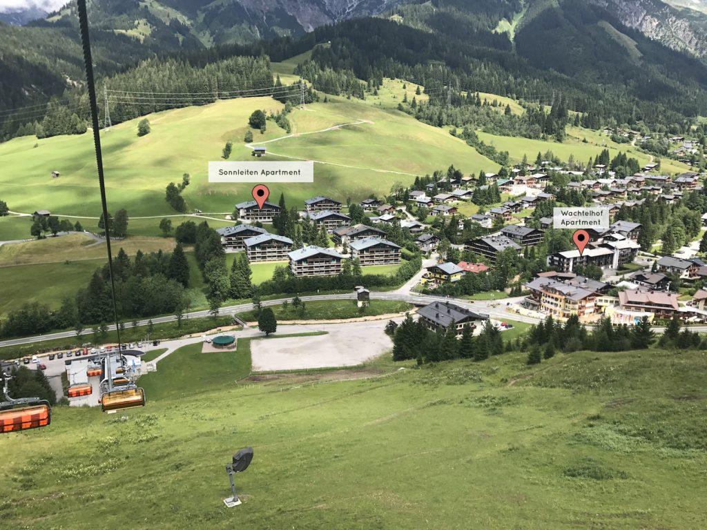 Apartments Ski Austria